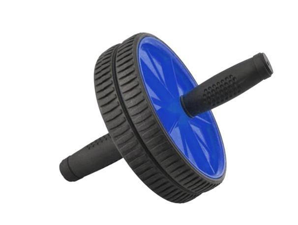 Koło wałek roller do ćwiczeń + podkładka