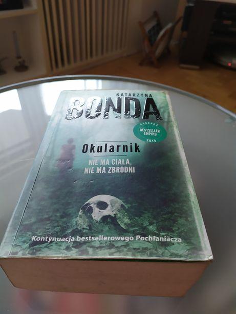 Okularnik Katarzyna Bonda
