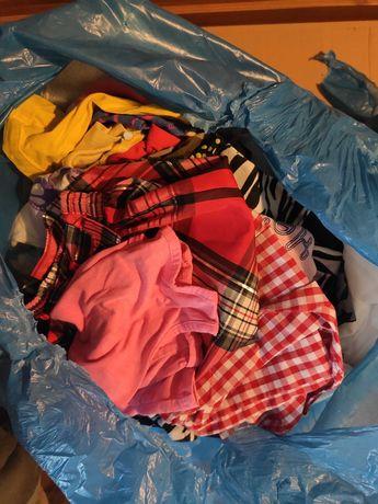 Paka ubrań dla dziew