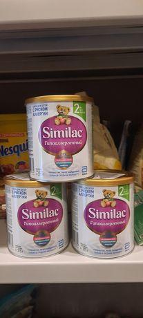 Продам,  Детское питание Similac 2 гипоаллергенный