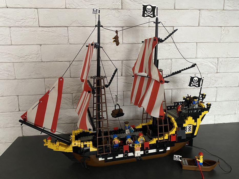Lego 6285 Baracuda statek piraci pirates Gniazdów - image 1