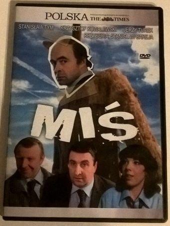 Miś DVD komedia wersja zremasterowana