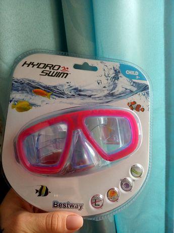 Маска для плавания BestWаy 3 года