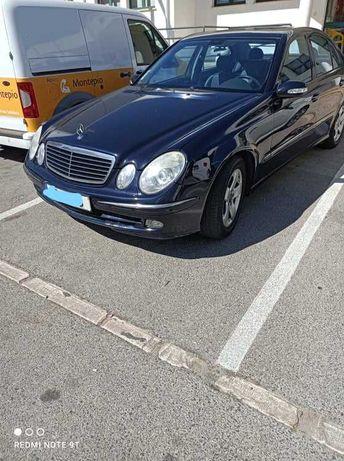 Mercedes E220 W211 Avantagard