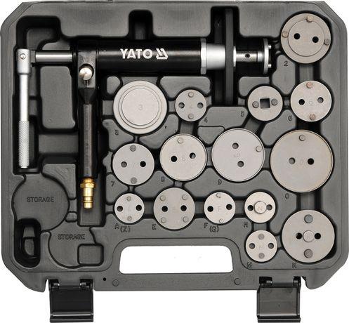 Zestaw separatorów pneumatycznych do zacisków hamulcowych 16cz. YATO