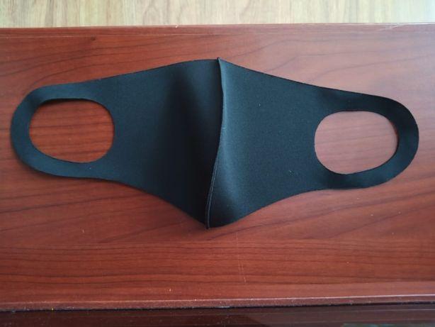 Новая маска защитная Питта неопреновая черная
