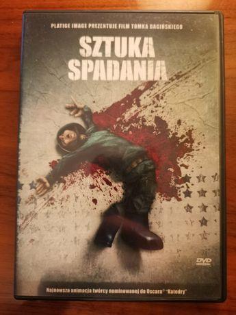 Sztuka spadania DVD Bagiński Tomasz