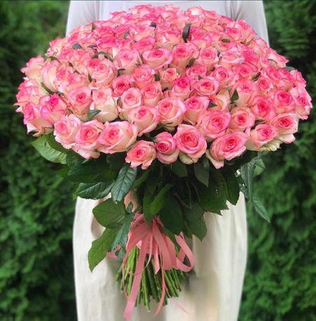 Букет из шикарной розы