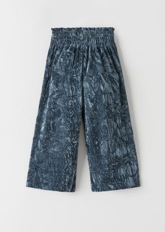 Zara nowe kuloty spodnie dla dziewczynki 116 hit!