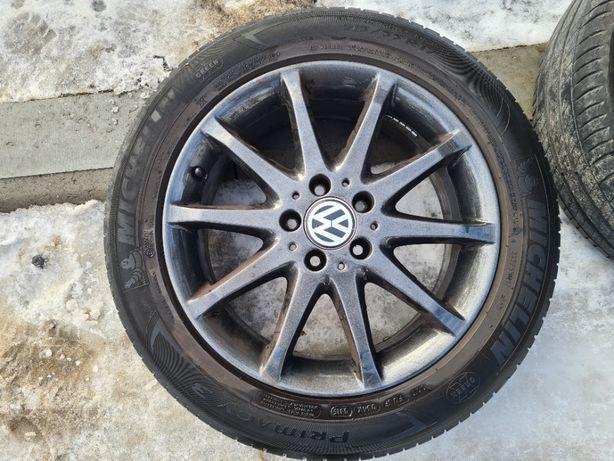 "Opony wraz z felgami 17"" 5x112 Mercedes / Volkswagen"