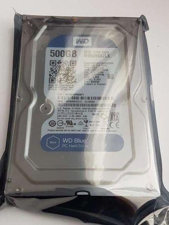 Nowy dysk WD 5000AZLX 500GB SATAIII 32mb 7200