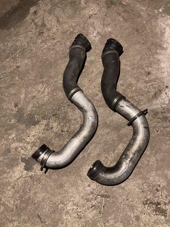 Rura turbo dolot intercolera bmw e60 e61