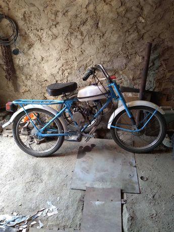 Рига 13 с мотором Ф 80