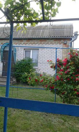 с.Богдановка, Яготинский район, 90км,дом 90м. кв., 2х эт.