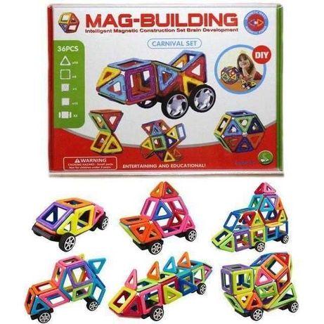 Магнитный конструктор для ребёнка