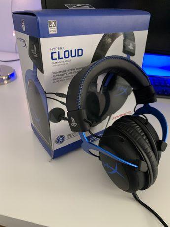 Słuchawki Hyper X Cloud