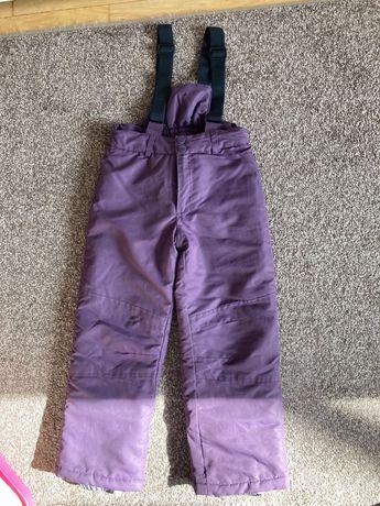 Spodnie narciarskie dla dziewczynki