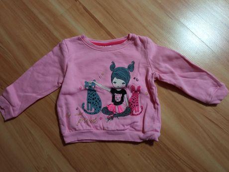Bluza  z kotkiem 92