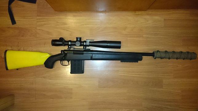 Airsoft M700 Takedown