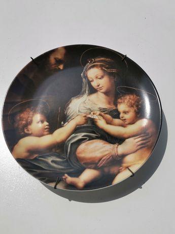Prato Vista Alegre colecção de Natal