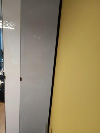 Ikea Drzwi FARDAL połysk biały 25x229 cm BEZ DZIUR NA UCHWYT!!!