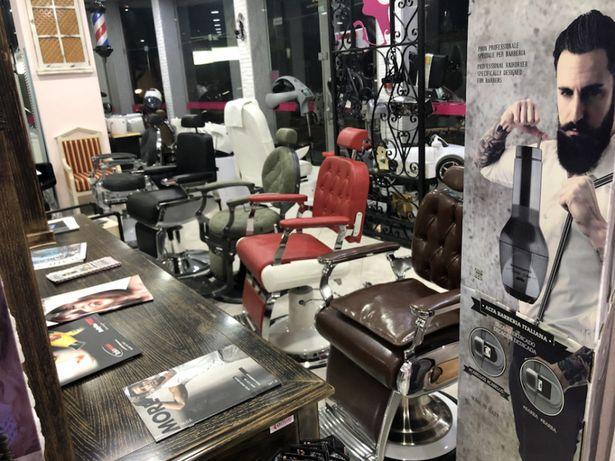 Cadeiras de barbeiro de fábrica
