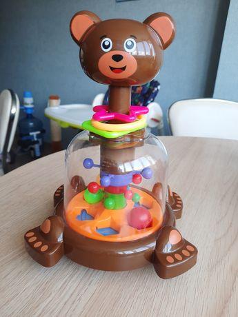 Развивающая игрушка юла Baby Toys