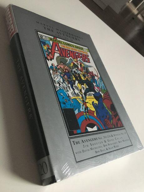 Marvel Masterworks The Avengers Vol 20 380+ stron