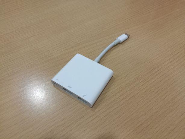 Apple Adaptador USB-C para Multiportas AV Digitais