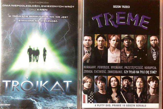 serial DVD Trójkąt