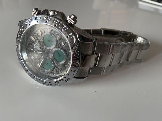 Rolex Daytona Oyster Perpetual Green Zegarek Męski