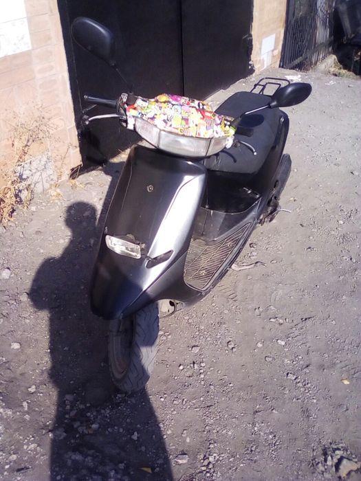Продам скутер Honda dio 18 25000р Алчевск - изображение 1