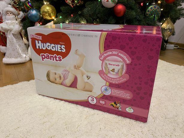 Трусики-подгузники Huggies Pants 3   88 шт