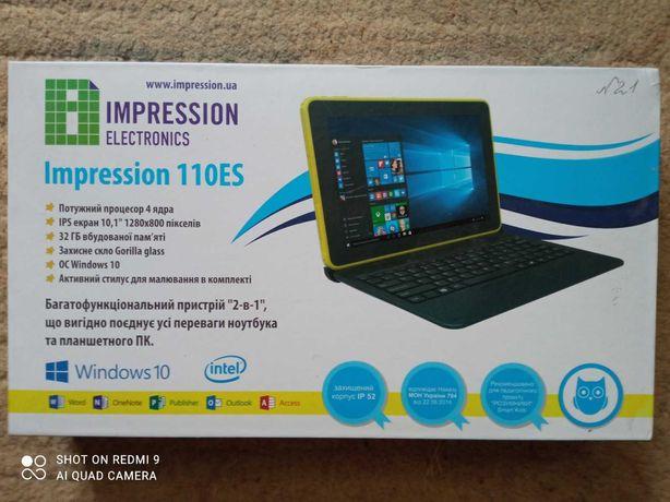 Ноутбук-трансформер для учня Impression 110ES
