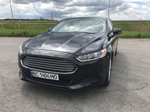 Форд фюжн