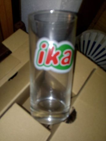 Conjunto 6 copos IKA - Ainda na caixa