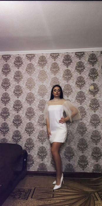 Сукня білого кольору Винница - изображение 1