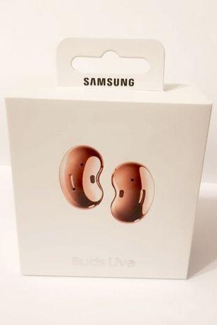 Słuchawki Samsung Galaxy Buds Live.