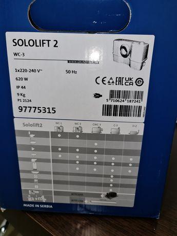 Solofit Wc3 Estação elevatória grundfos
