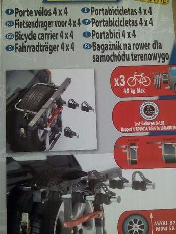 porta bicicletas novo para 4x4