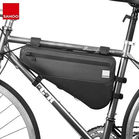 Torba Sahoo 122044 ramę ramy pod 4L bikepacking bike packing gravel
