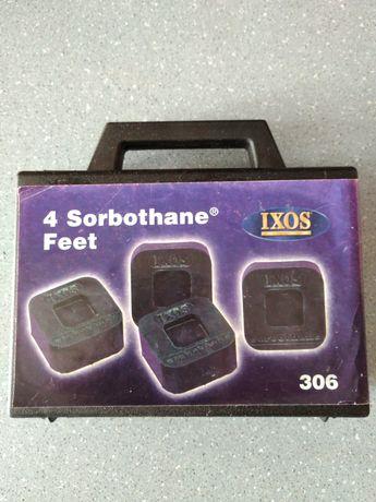 Подставки опоры Hi-Fi audio (аудио) IXOS4 Sorbothane. onkyo,naim,arcam