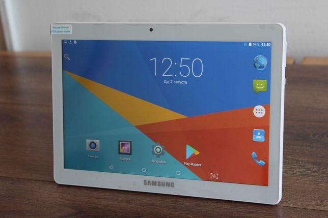 """Новинка, Samsung Galaxy  10"""", IPS матрица. 2-16/3-32/4-32 Гб. Wi-Fi/3g"""
