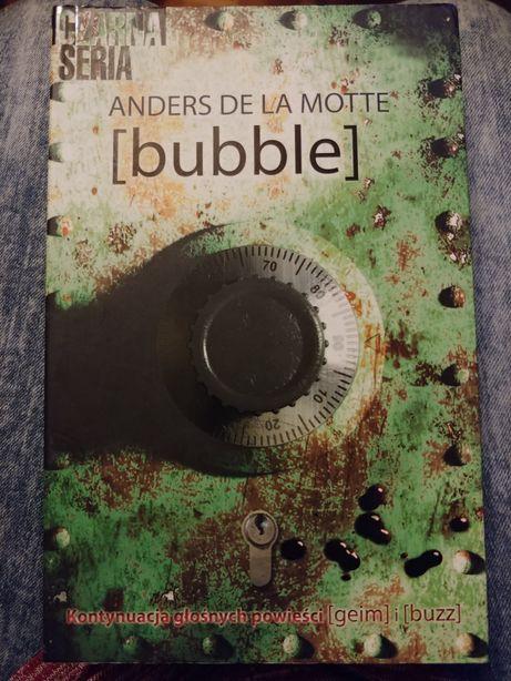 Książka Anders De La Motte - bubble