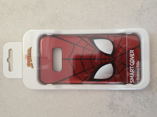 Etui SAMSUNG Spider Man do Galaxy S10e