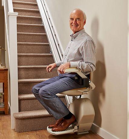 Cadeira Elevador de Escadas  NOVA c/ montagem!