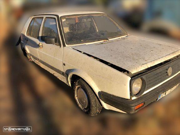 VW Golf II 1.6 GTD de 1990 para peças