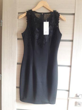 Czarna sukienka nowa