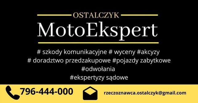 Rzeczoznawca Samochodowy Zabytki/Pomoc przy zakupie/Wyceny/Akcyza/OC