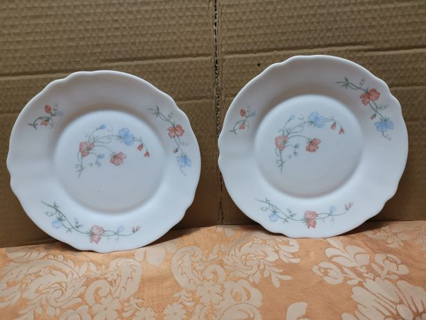 Conjunto de dois pratos Arcopal